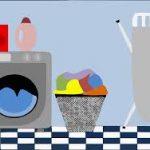 Le 5 fasi principali di una lavandiera professionale che consentono di avere sempre della biancheria e delle tovaglie dal bianco impeccabile